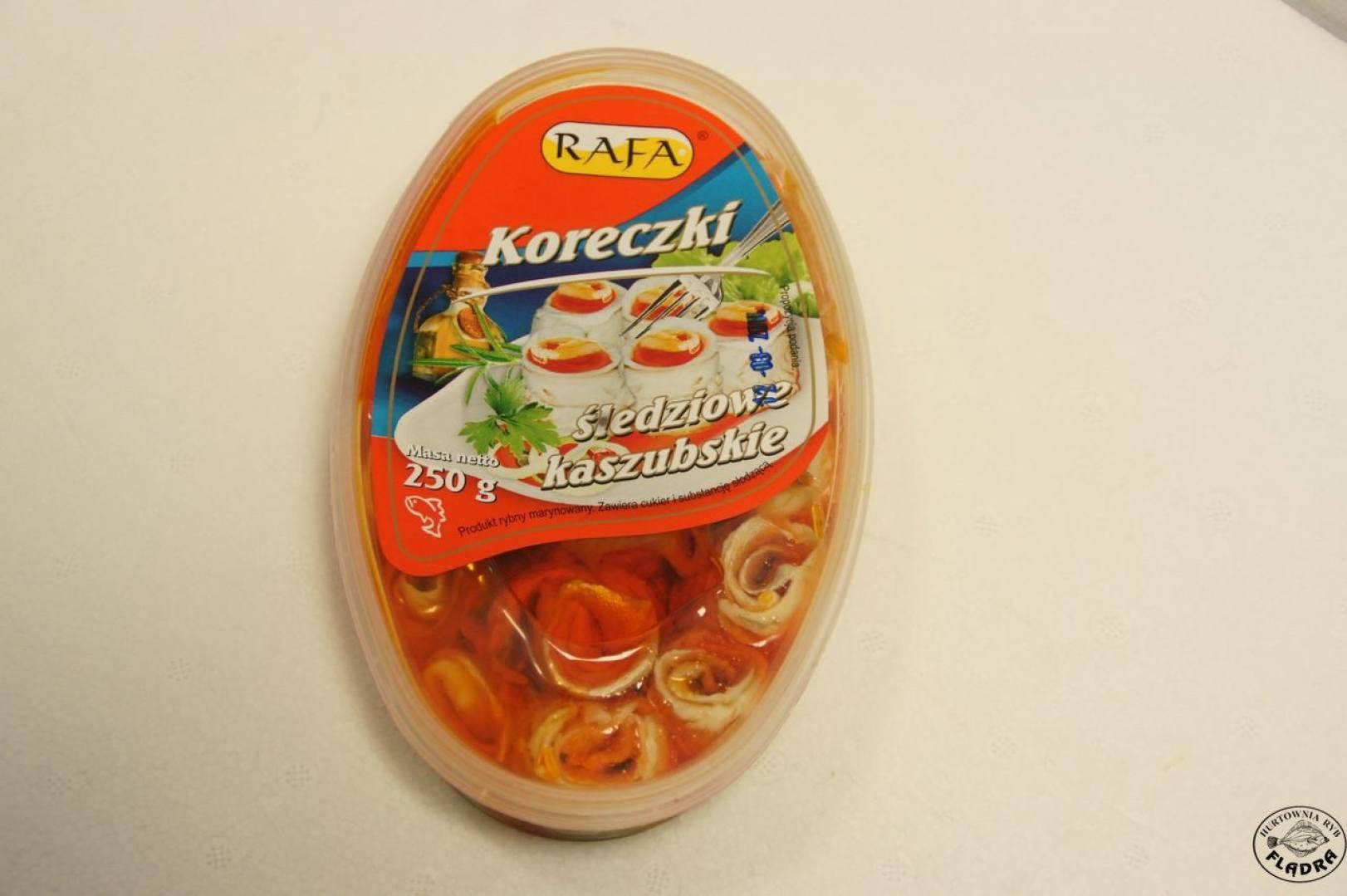 KORECZKI ŚLEDZIOWE KASZUBSKIE 250 g