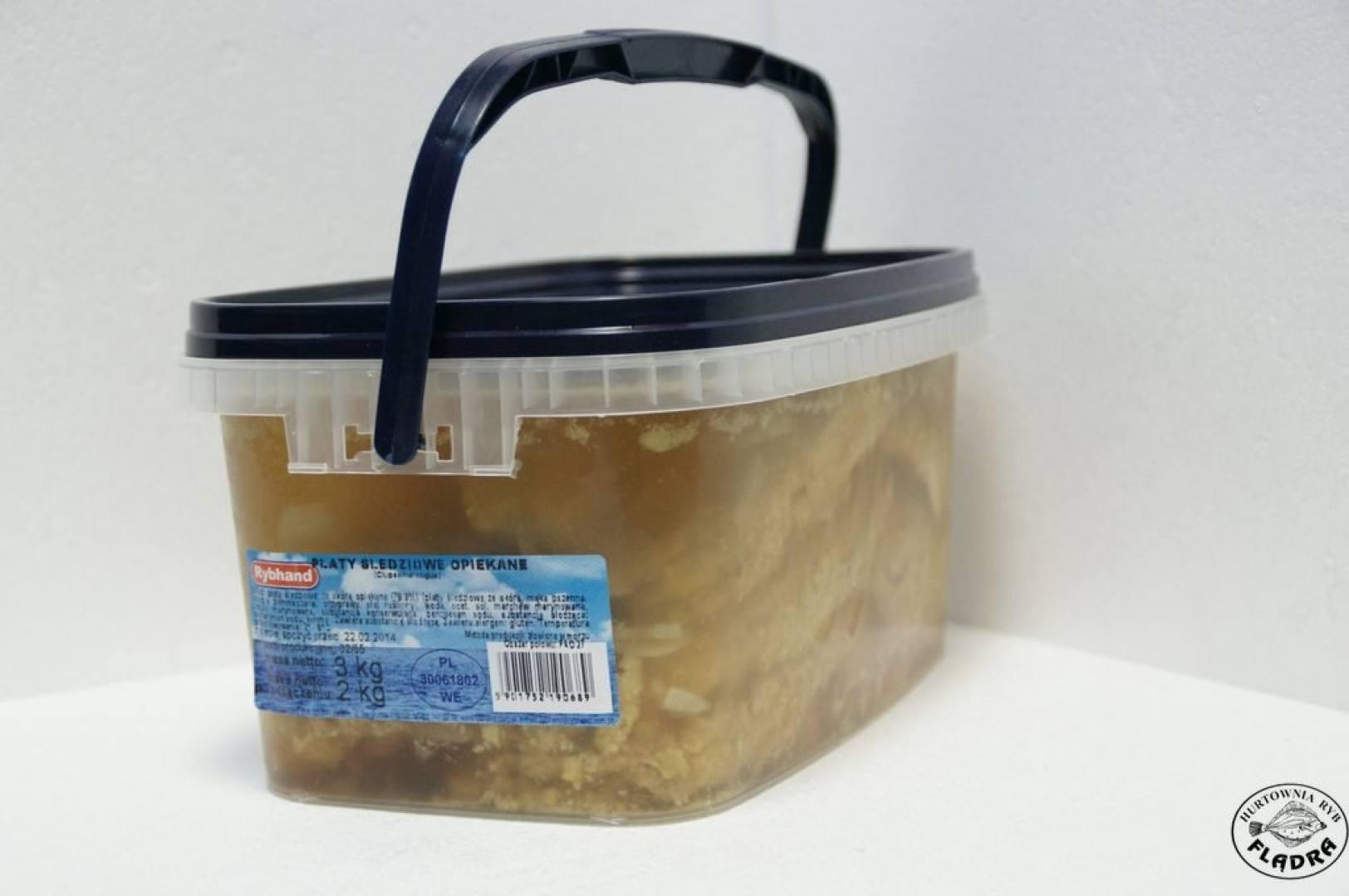 PŁATY ŚLEDZIOWE OPIEKANE 2 kg